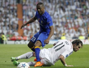 Evra has been in fine form for Juventus this season