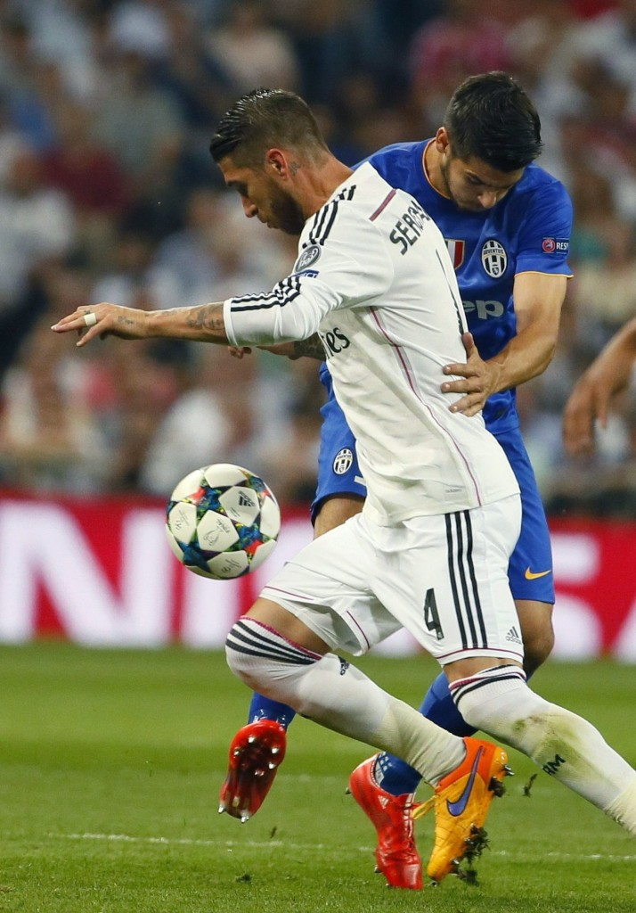 Uncertainty Over Sergio Ramos' Future At Real Madrid