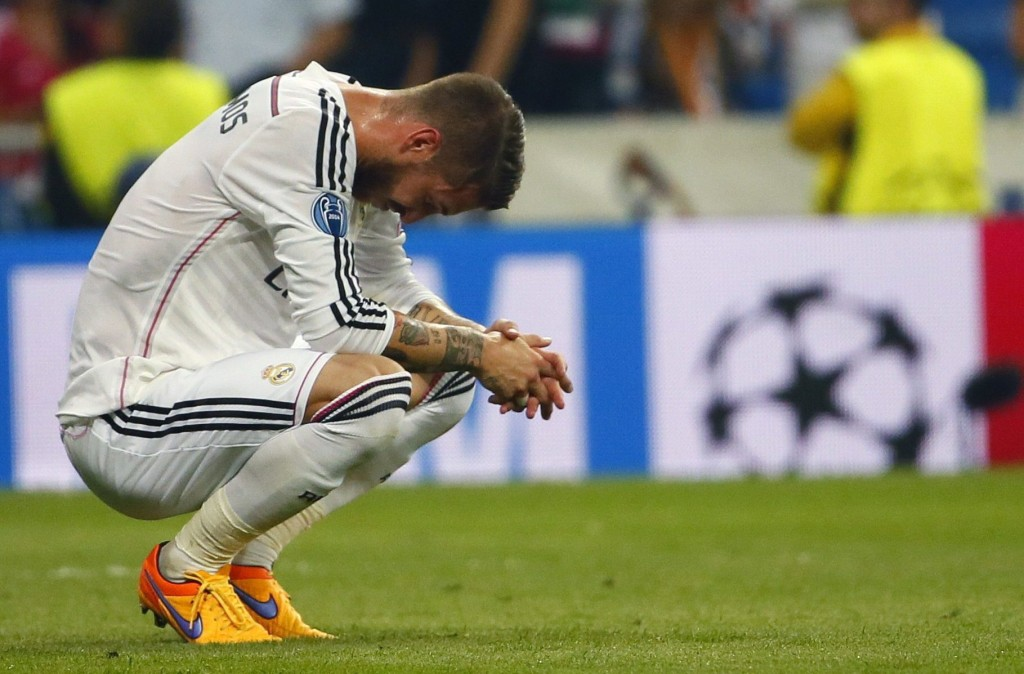 Manchester United Looking to 'Unsettle' Sergio Ramos?