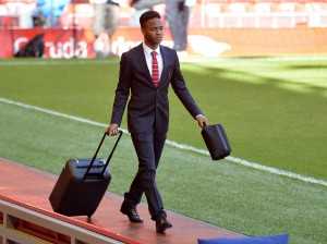 Sterling Heading For The Door At Liverpool