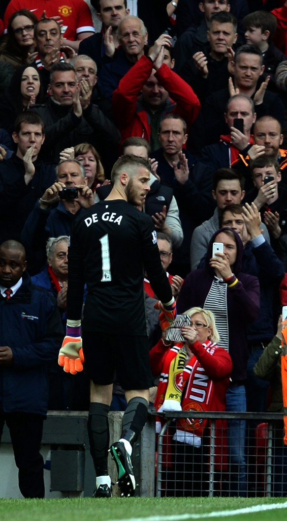 De Gea Tipped To Join Real Madrid This Summer