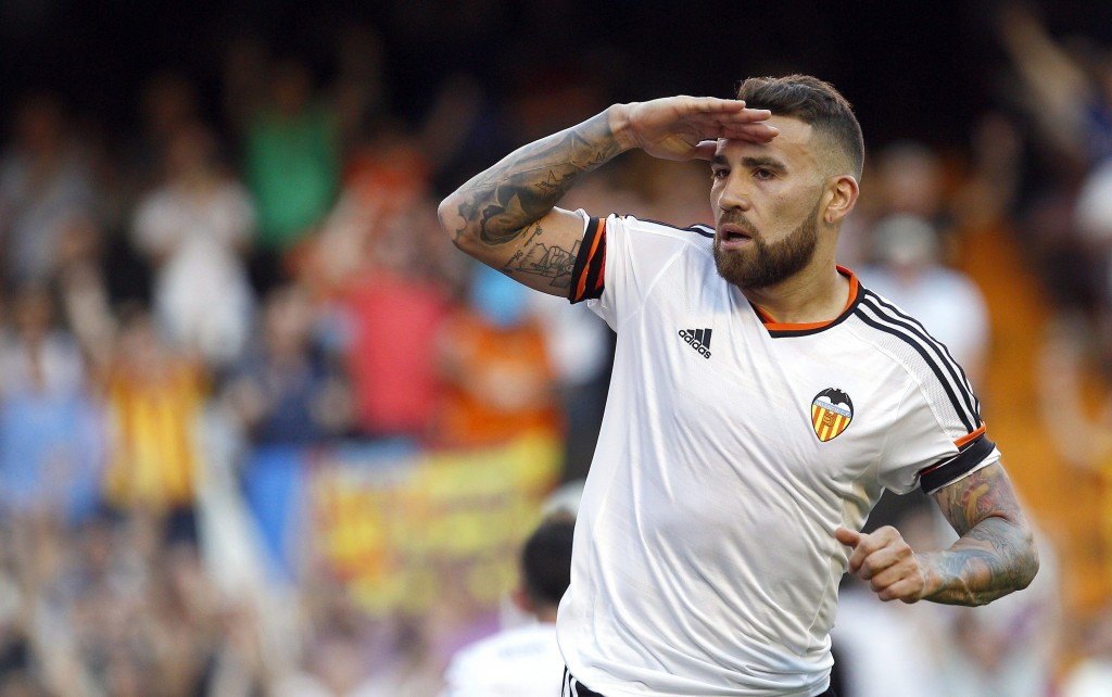 'Otamendi Wont Play For Real Madrid'