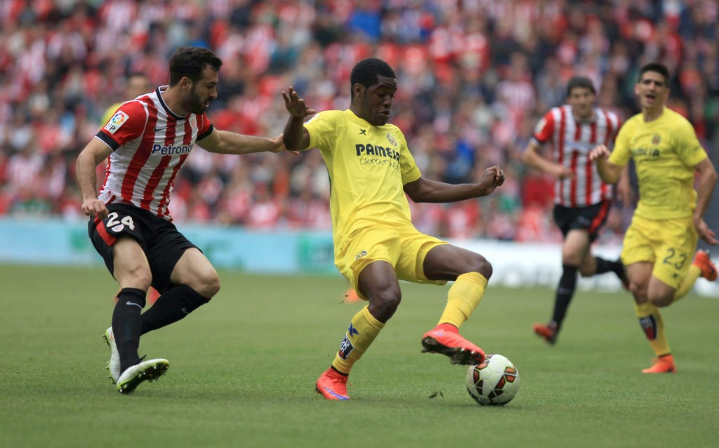 Campbell was loaned to Villareal in January, 2015 despite a promise by Arsene Wenger that the forward was a part of his plans for the 2014-15 season.