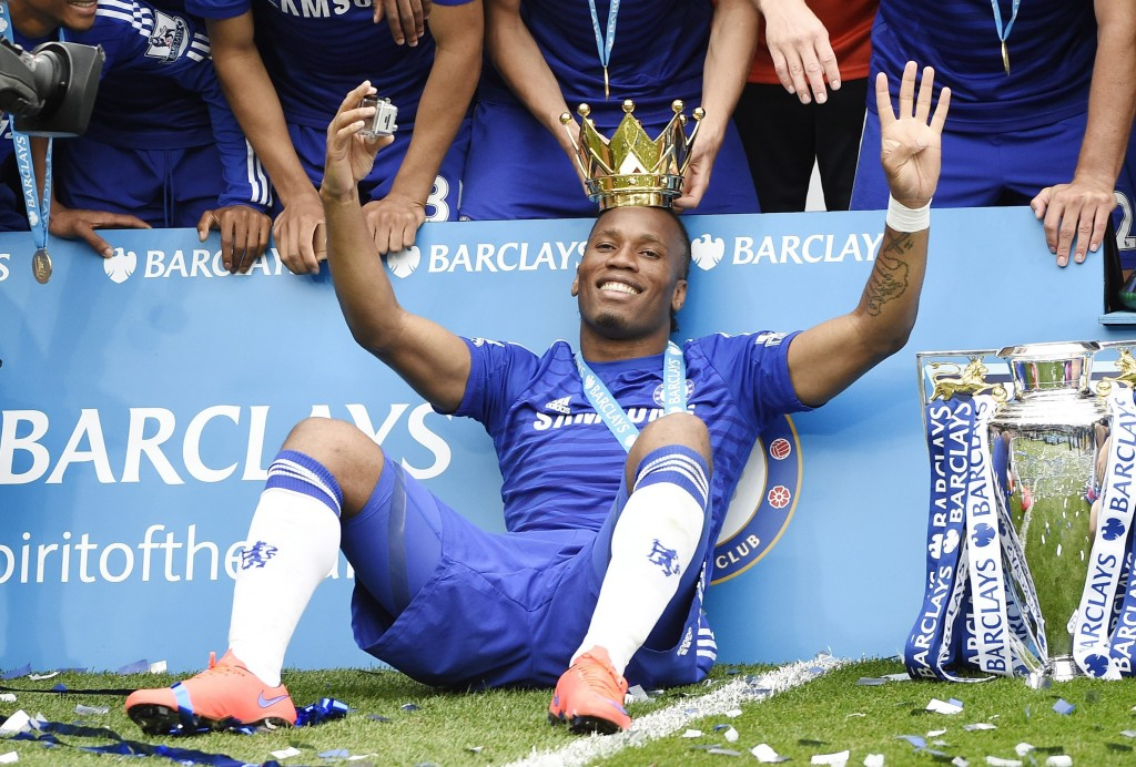 Drogba's departure from the club leaves the frontline depleted
