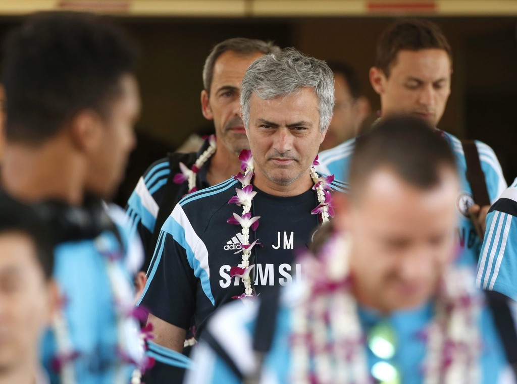 Jose Mourinho has gone on to become one of the most successful coaches in Chelsea's history but things could have gone down differently had the Portuguese been appointed the Liverpool boss ahead of Rafa Benitez. (Picture Courtesy - AFP/Getty Images)