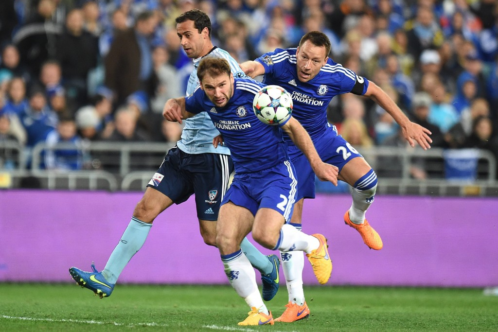 Terry and Ivanovic lead an ageing defense