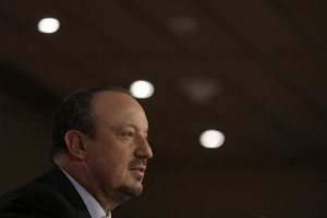 Real Madrid appoint Benitez as new coach