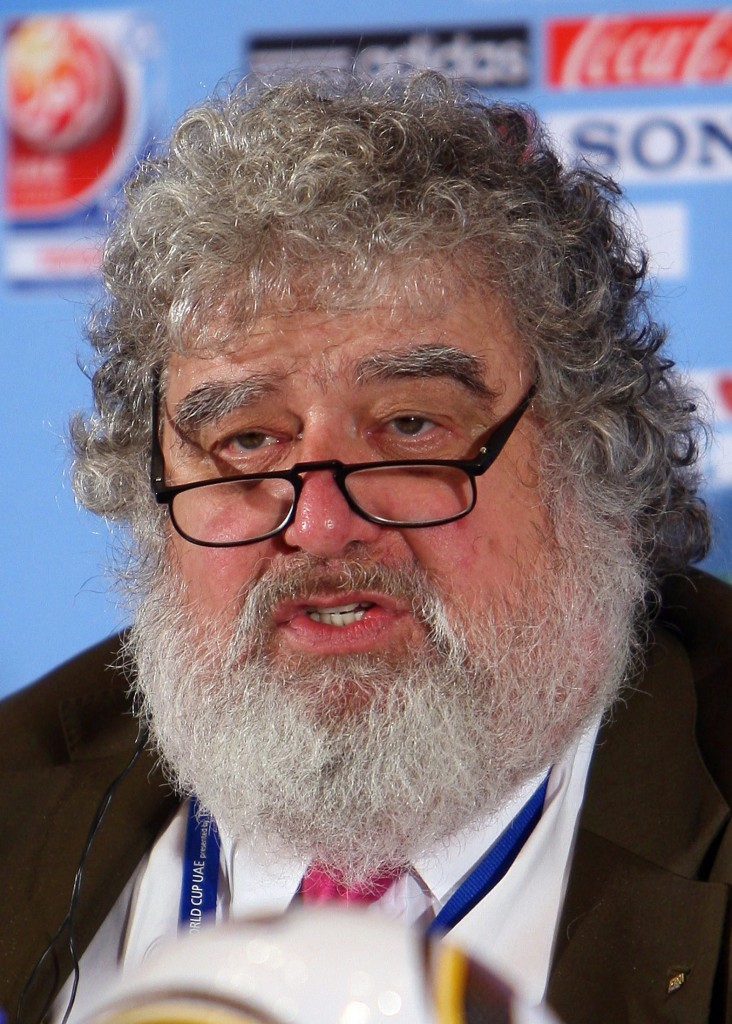 Chuck Blazer told US court of bribes for 1998, 2010 World Cups
