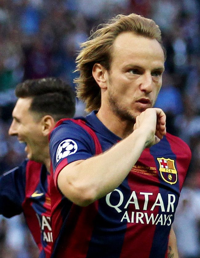 Rakitic was brought in to bring more directness to Barca's play