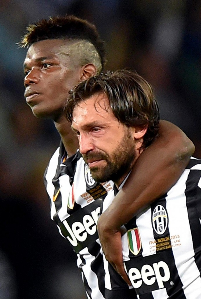 Will Pogba Fill the Void Left Behind by Vidal and Pirlo?