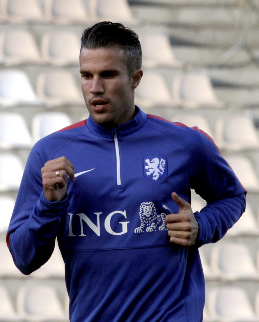 What Does The Future Hold For Robin Van Persie?