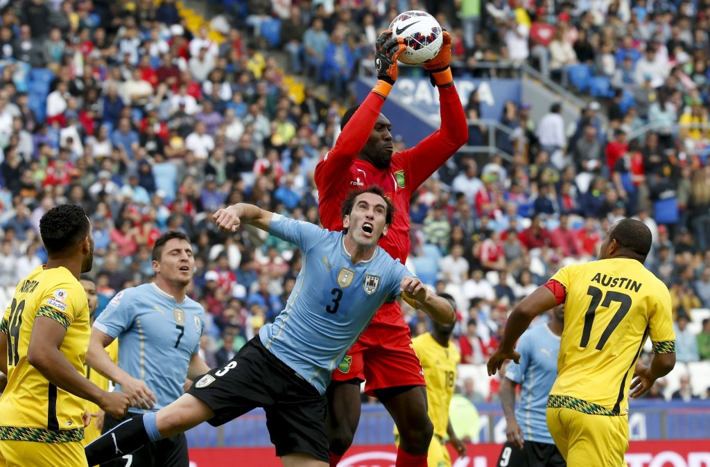 Godin will have to prove the guiding light to defend against an Argentine onslaught