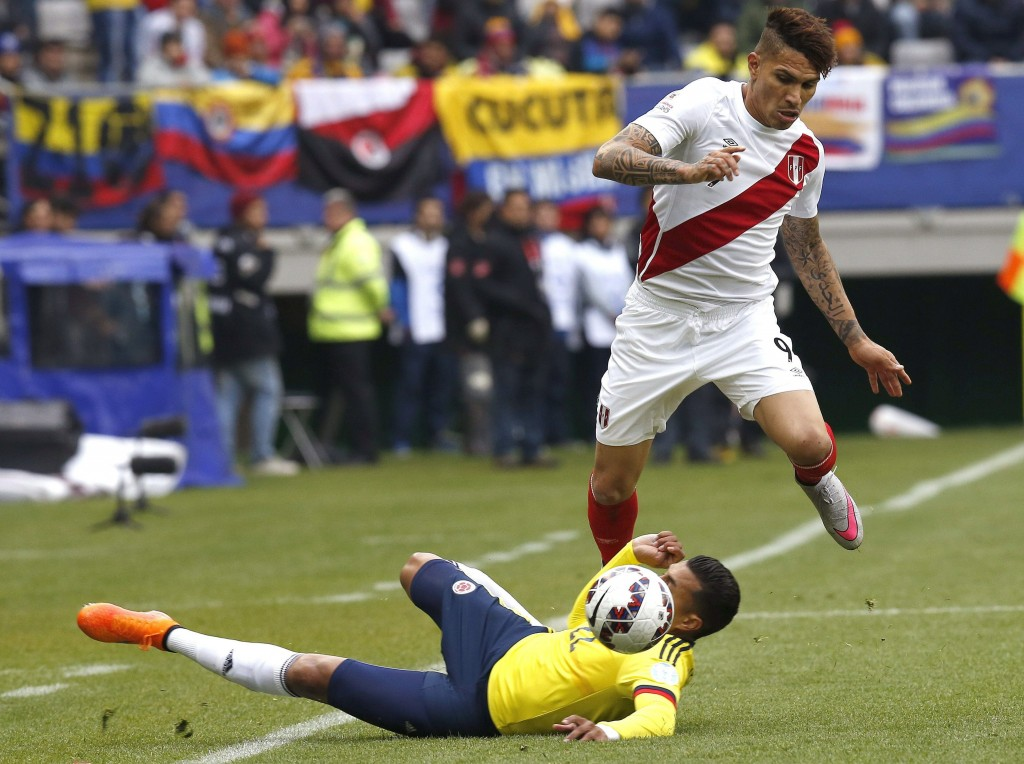 Can Paolo Guerrero end his goalscoring drought against Bolivia?