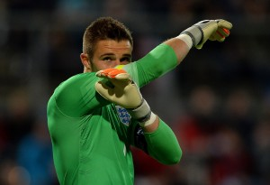 Butland needs to be at his best on Saturday