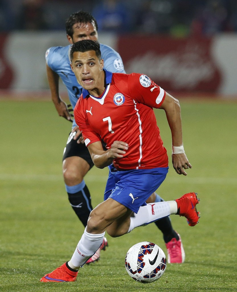 Peru Will Not Face The Likes Of Alexis Sanchez In The Semi-Finals