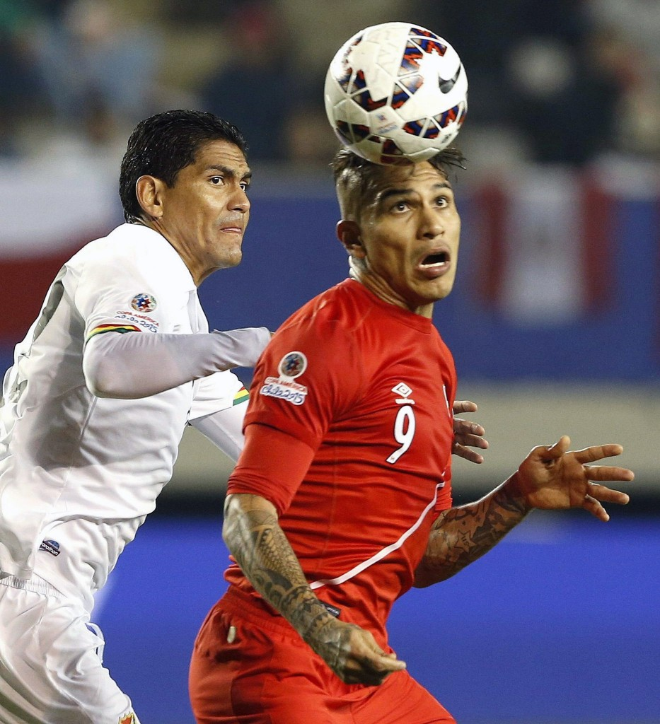 Paolo Guerrero Completed His Hattrick To Secure Peru A Semi-Final Spot