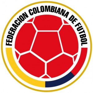 Colombia national football team logo