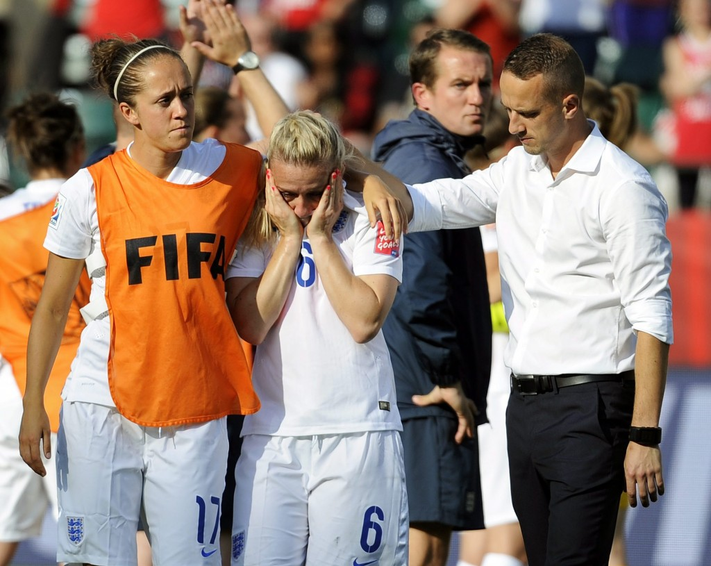 Women's World Cup: England And Germany Overcome Heartbreak To Face Each Other In Third Place Battle