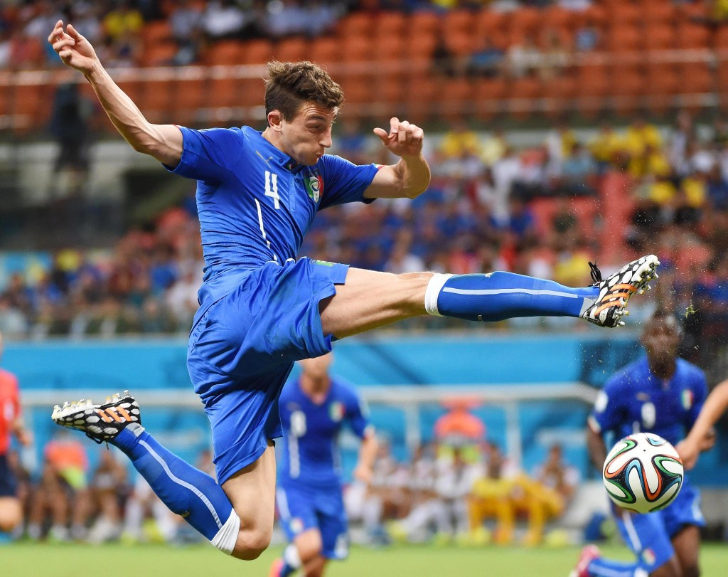 Manchester United set to sign Matteo Darmian