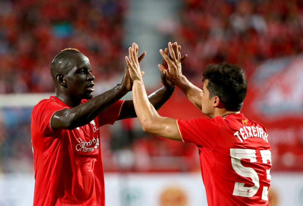 Sakho is a leader and organizer with a much better positional sense than Lovren. And hence, is a much better fir than the Croat in the XI.