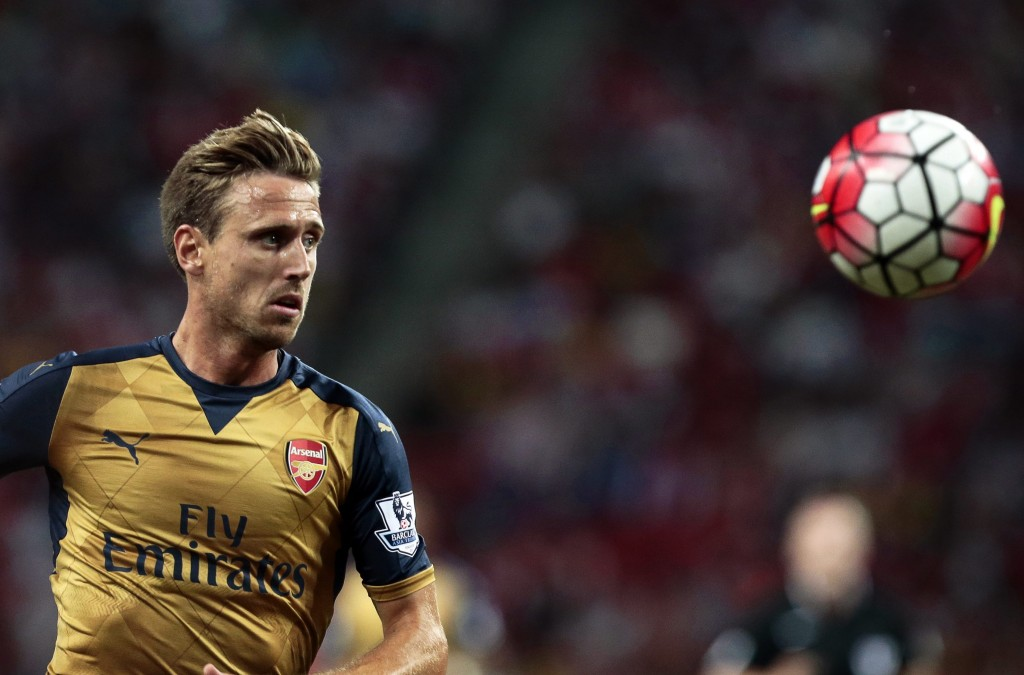 Will Monreal benefit from a move to Seria-A club AS Roma as Monchi takes charge? (EPA/WALLACE WOON)