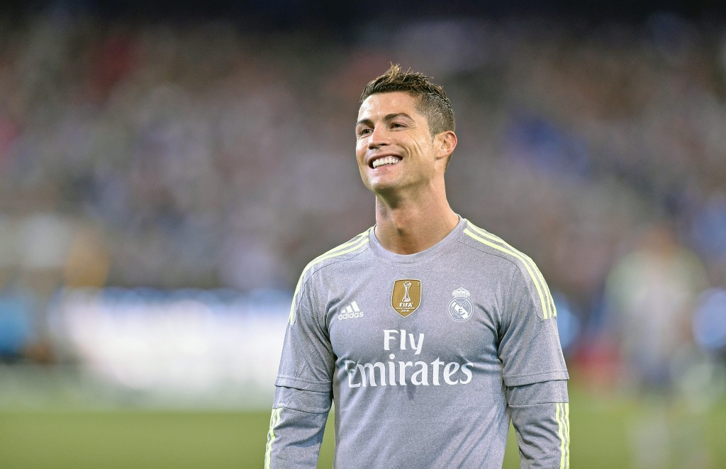 """Cristiano will play as a striker if necessary. If not, hea  ll play out wide and cut in to score goals."""