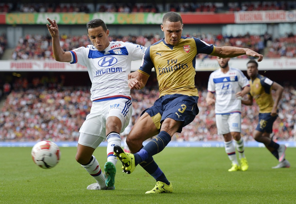 Soccer Emirates Cup - Arsenal vs Lyon