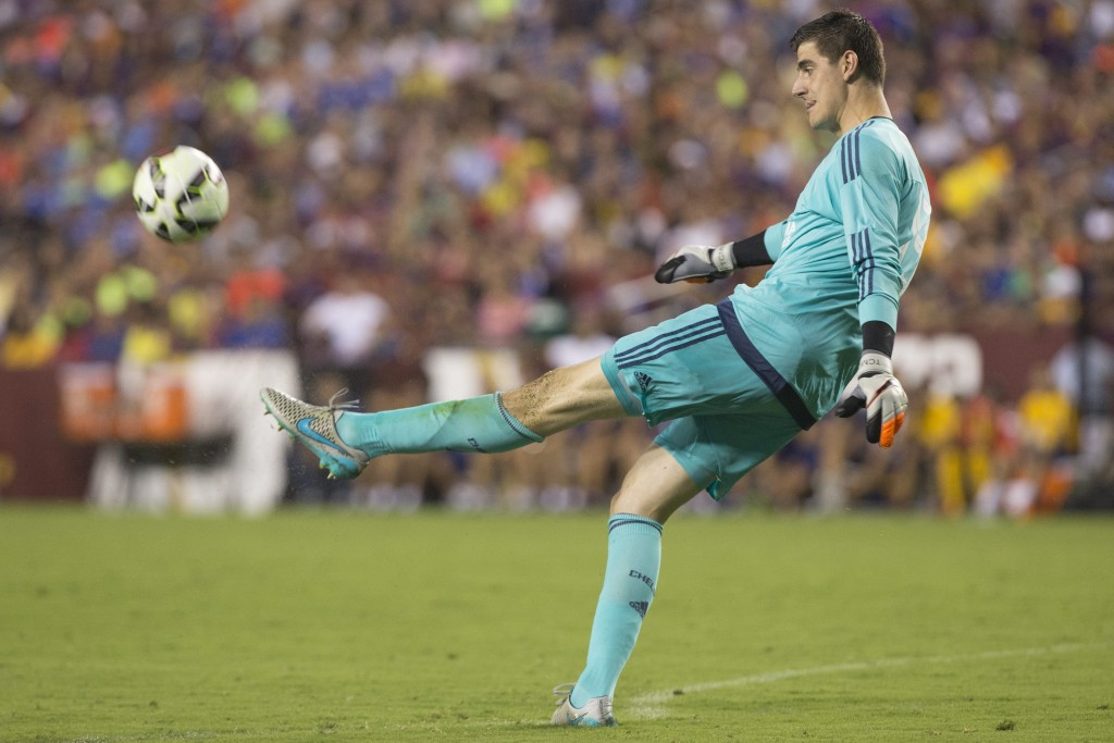 Guinness International Champions Cup soccer match between FC Barcelona and Chelsea