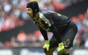 Are Arsenal closer to the Premier League title with Cech around?