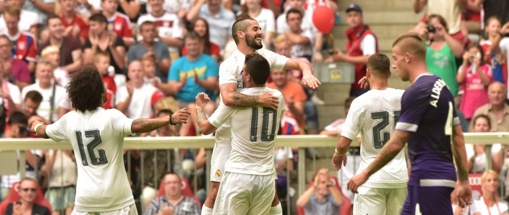 Isco and Rodriguez: Back in the fold