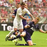 Dier enjoying the midfield role