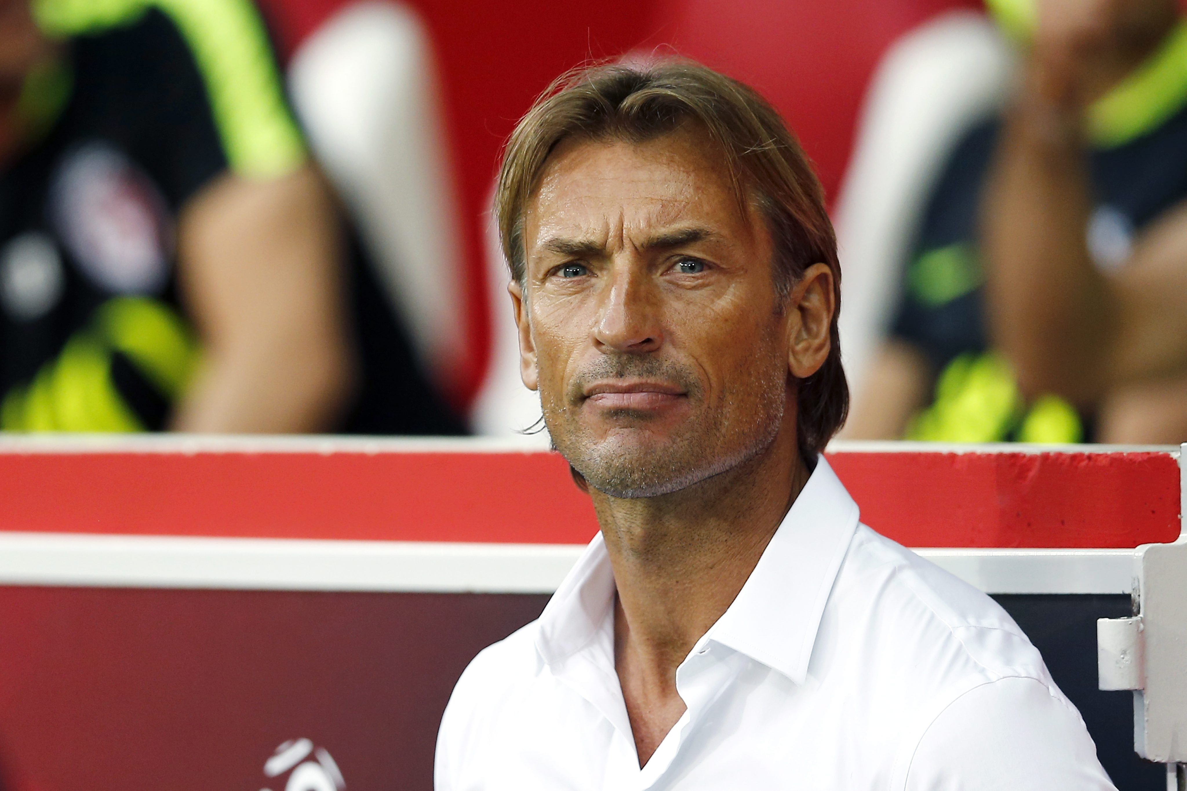 Herve Renard, despite being a two-time AFCON winning coach, will be managing his first ever game at a World Cup when Morocco take on Iran. (Photo courtesy: AFP/Getty)