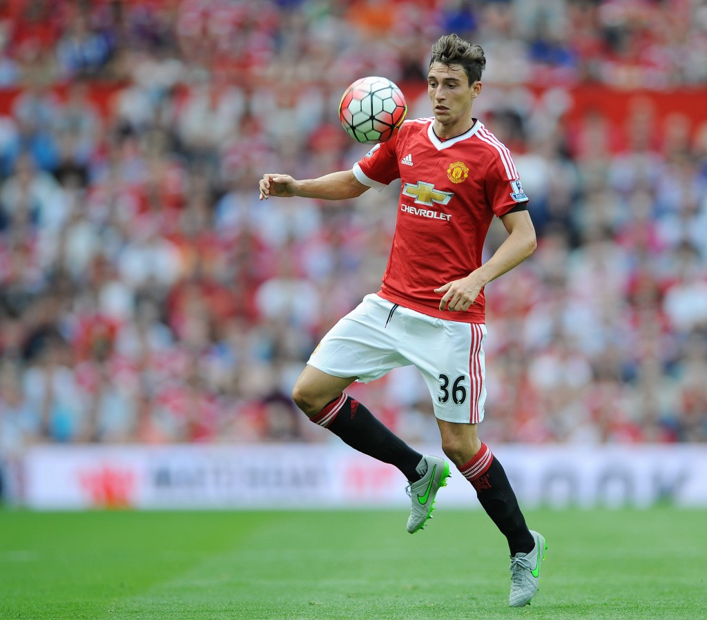 Darmian's arrival hastened Rafael's departure from Manchester United