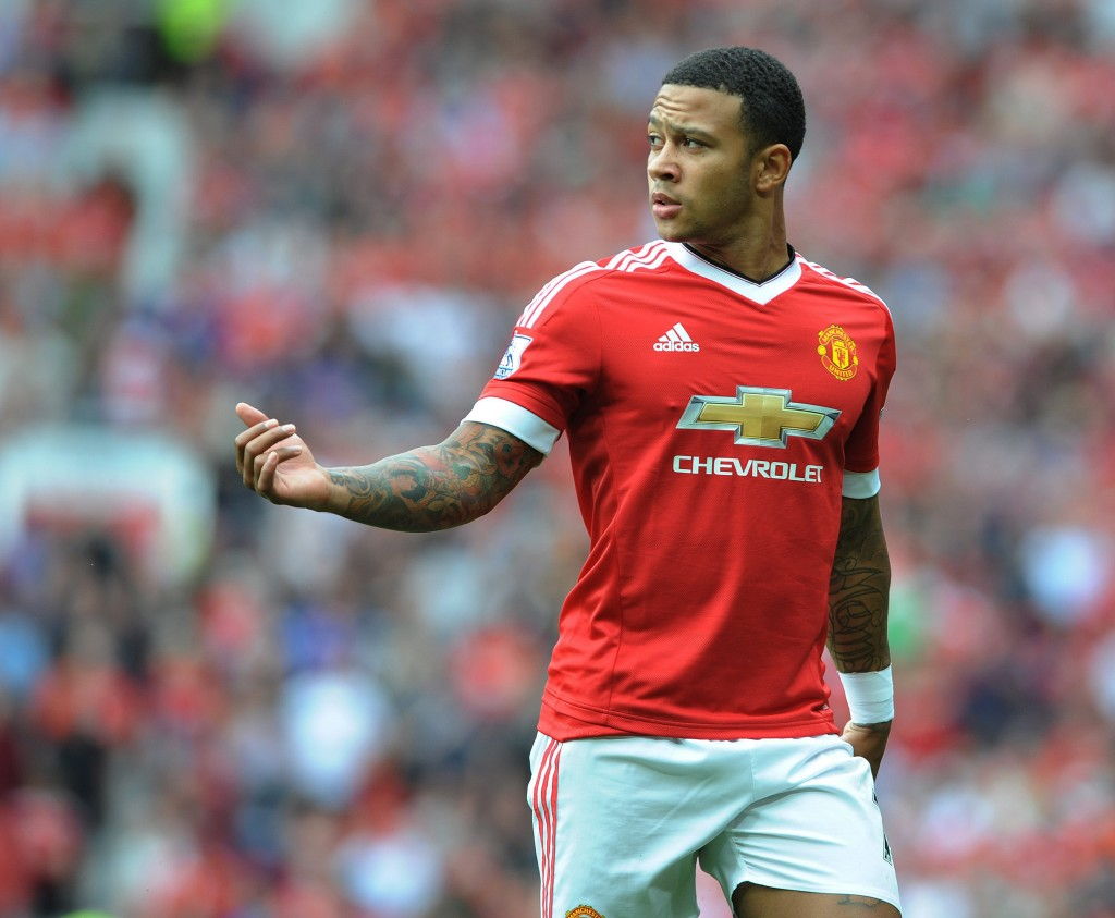 Depay has a decision to make. Either stay and prove himself or choose a different destination. (Picture Courtesy - AFP/Getty Images)