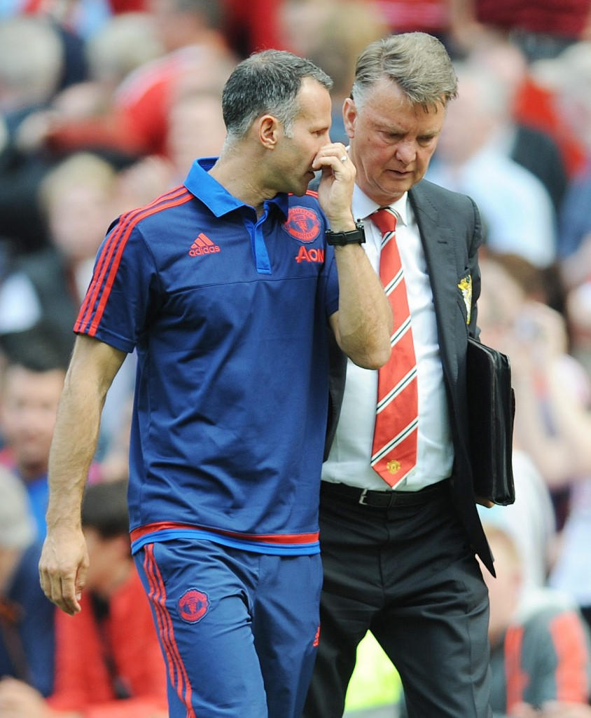 Is Ryan Giggs the right man to take over the job from Van Gaal?
