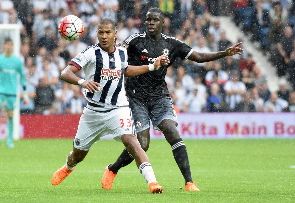 Rondon, once linked with a transfer to Liverpool, will be a pain to defend against
