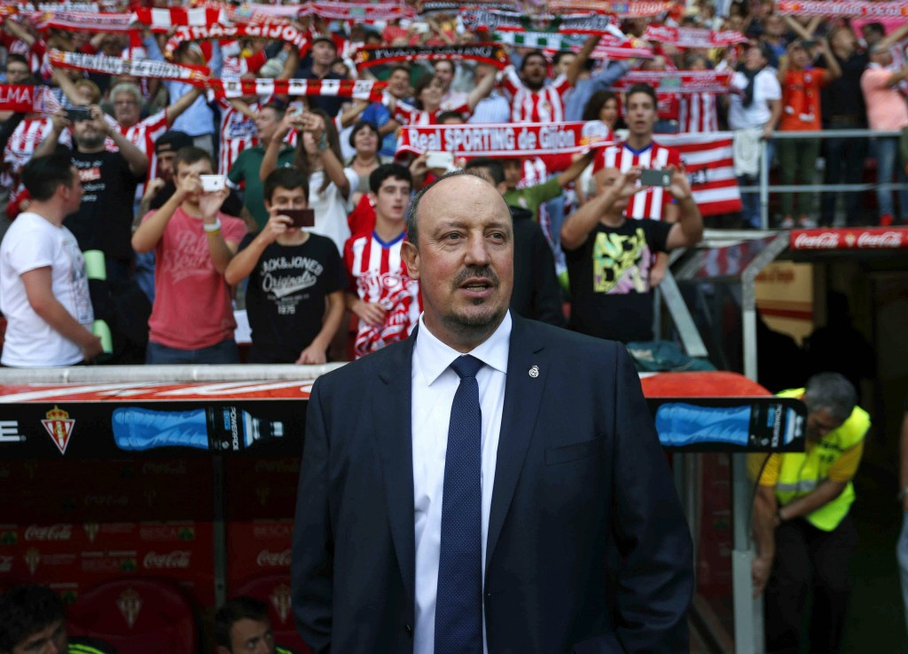 Rafa Benitez' tactical nous in European competition will play a key role if Real Madrid are to attain European glory this season.