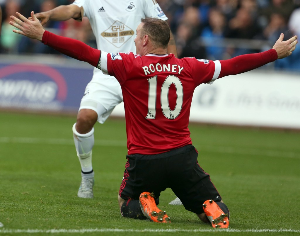 Manchester United fans slam Wayne Rooney as Striker enters 15th hour of Goal drought