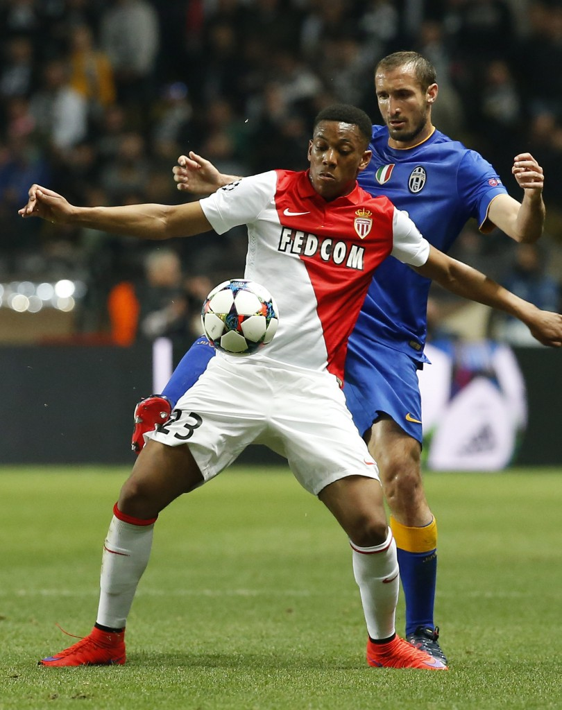 Anthony Martial set for Manchester United move