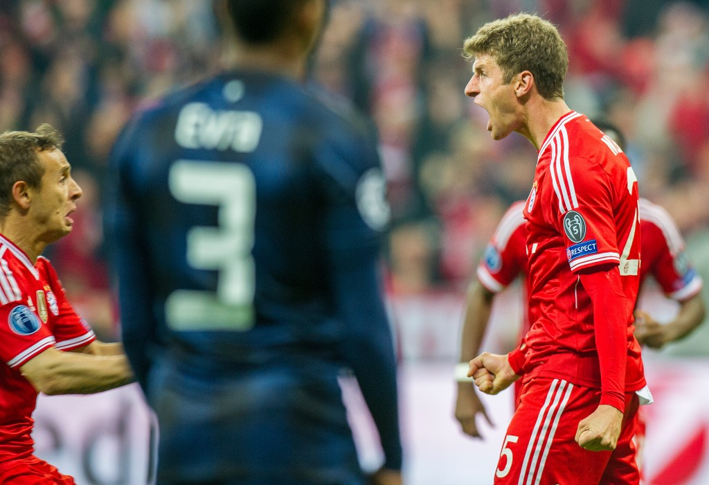 Thomas Muller-Will Ed Woodward Succeed In His Pursuit?