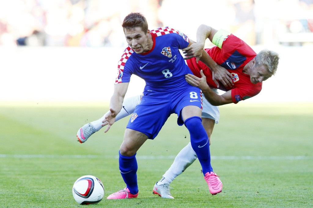 Pjaca's turn to shine in National Colours