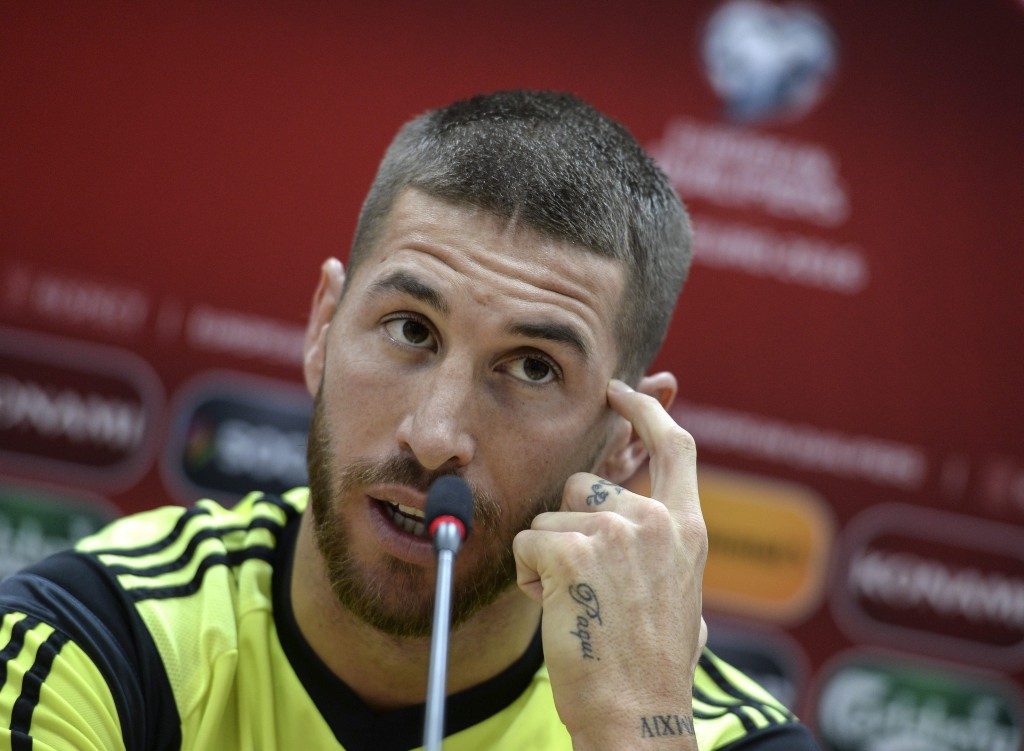 Sergio Ramos is sure to take some time in deciding if he wants to play under Jose Mourinho again after altercations with the Portuguese during his tenure at Real Madrid. (Picture Courtesy - AFP/Getty Images)