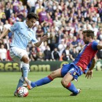 Cabaye in action for Palace