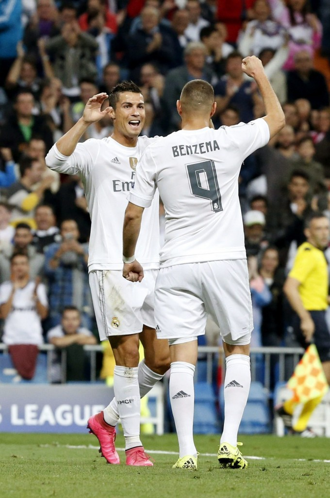 Real Madrid's Deadly Duo