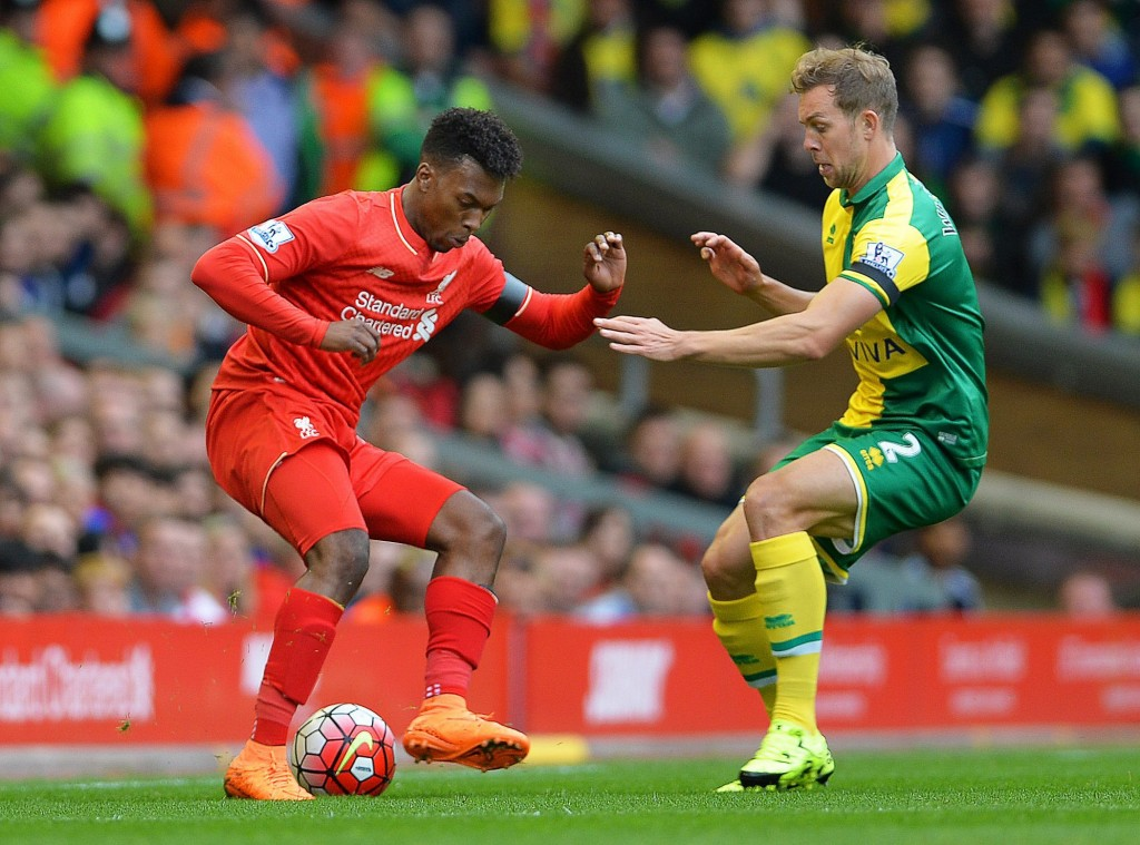 Liverpool FC vs Norwich City