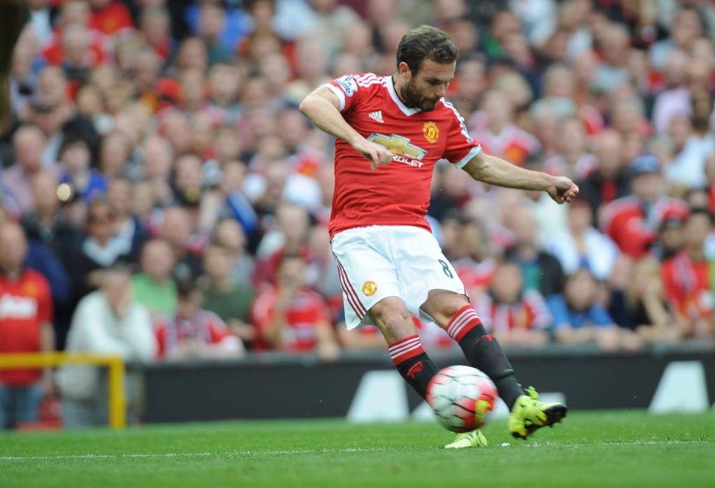 Mata has been the best player for United so far this season