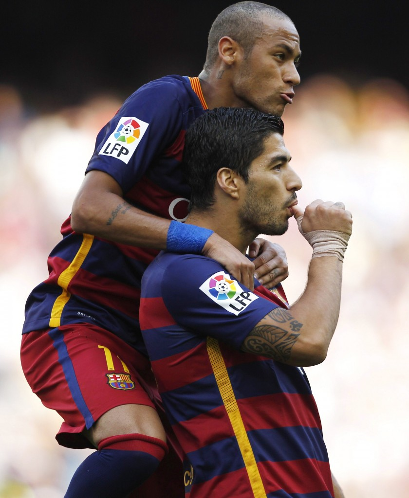 Neymar and Luis Suarez-Players To Watch Out For