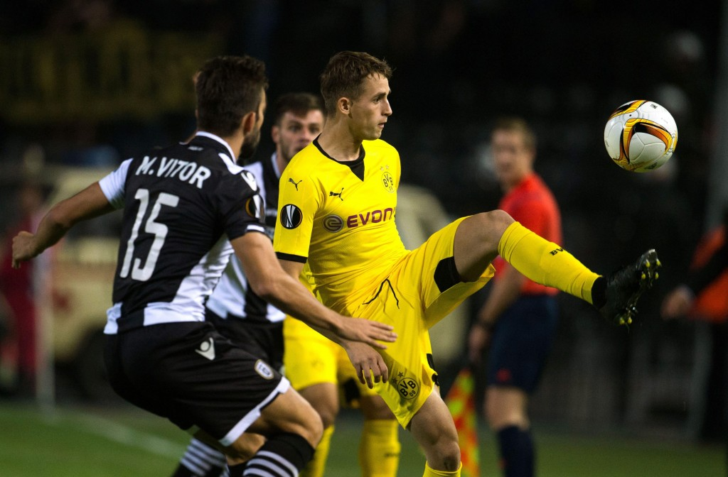 Adnan Januzaj was heavily criticised for his lack of intent at Borussia Dortmund as the Bundesliga club cut his season-long short after just six months.