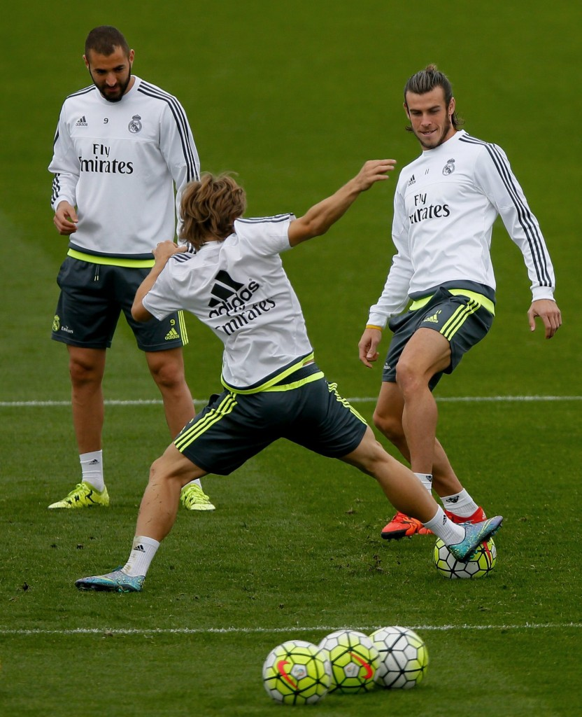 Limping Real Madrid