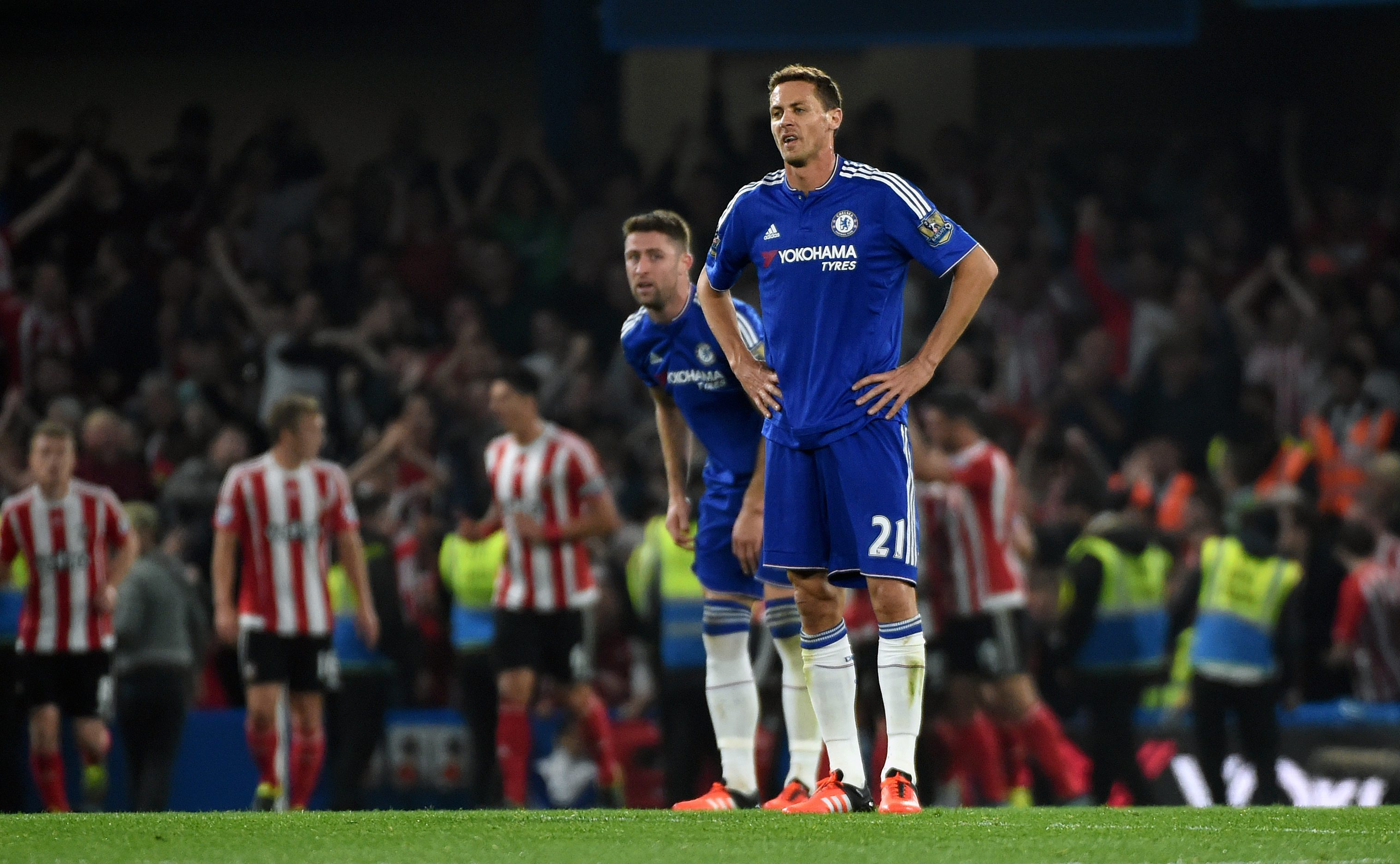 Are Matic and Hazard scapegoats for a deeper issue at Chelsea?
